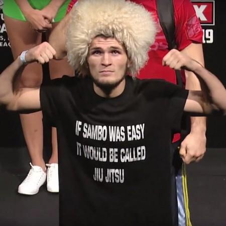 Khabib Nurmagomedov